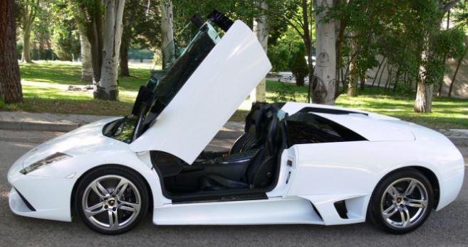 2007 Lamborghini Murcielago Lp640 Cabriolet High Performance