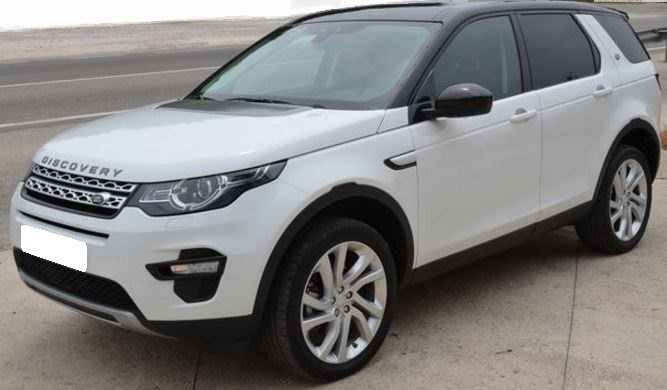 2016 Land Rover Discovery Sport 2.0 TD4 HSE Automatic 7 Seater 4x4 For Sale  In Spain