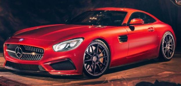 2018 Mercedes Benz Amg Gt R Limited Edition Coupe Luxury
