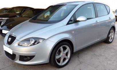 2006 Seat Altea 2.0 TDi Stylance DSG automatic 5 door hatchback car for sale in Spain Costa del Sol Marbella Mijas Costa Malaga
