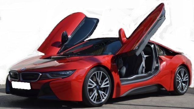 2016 Bmw I8 Protonic Red Edition 2 Door Coupe Sports Cars For Sale
