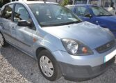 2007 Ford Fiesta 1.4 TDCi diesel manual 5 door hatchback car for sale in Spain Costa del Sol Marbella Mijas Costa Malaga