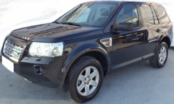 2007 Land Rover Freelander S 2.0 TD4 diesel manual 5 door 4x4 for sale in Spain Costa del Sol Marbella Mijas Costa Malaga
