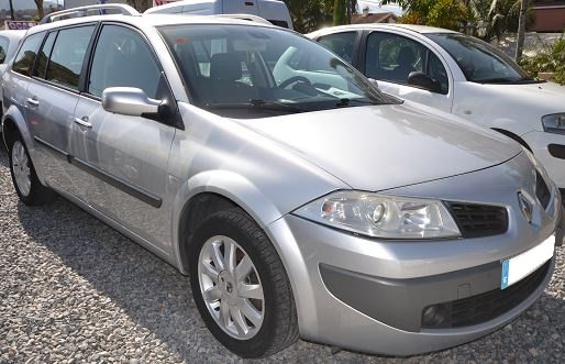 2008 Renault Megane Grand Tour 1.5 dCi diesel manual 5 door estate car for sale in Spain Costa del Sol Marbella Mijas Costa Malaga