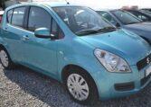 2008 Suzuki Spalsh 1.0 petrol manual 5 door hatchback car for sale in Spain Costa del Sol Marbella Mijas Costa Malaga