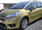 2009 Citroen C4 Grand Picasso 1.6 HDi diesel automatic mpv for sale in Spain Costa del Sol Marbella Mijas Costa Malaga