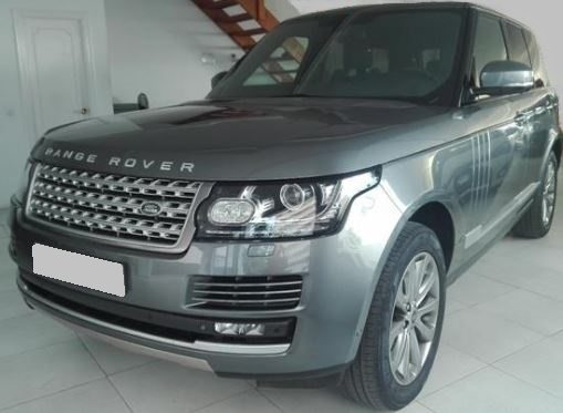 2014 Land Rover Range Rover Vogue 5.0 V8 supercharged automatic 4x4 for sale in Spain Costa del Sol Marbella Mijas Costa Malaga