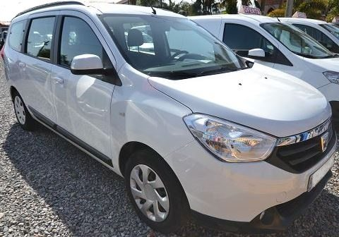 2014 Dacia Lodgy 1.5 dCi diesel manual 7 seater mpv for sale in Spain Costa del Sol Marbella Mijas Costa Malaga