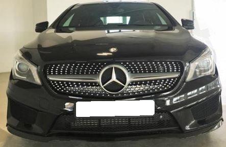 2015 Mercedes Benz Cla180 Amg Line 7g Dct Automatic 4 Door