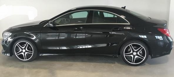 2015 Mercedes Benz Cla180 Amg Line 7g Dct Automatic 4 Door