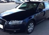 2004 Audi A6 3.0 TDi diesel Quattro Tiptronic automatic 4 door saloon car for sale in Spain Costa del Sol Marbella Mijas Costa Malaga