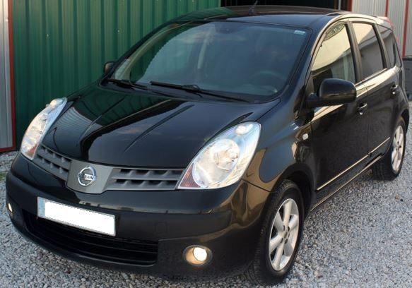 2006 Nissan Note 1.4 Acenta petrol manual 5 door hatchback car for sale in Spain Costa del Sol Marbella Mijas Costa Malaga