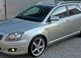 2006 Toyota Avensis 2.2 D4D Clean Power Sport Wagen diesel manual 5 door estate car for sale in Spain Costa del Sol Marbella Mijas Costa Malaga