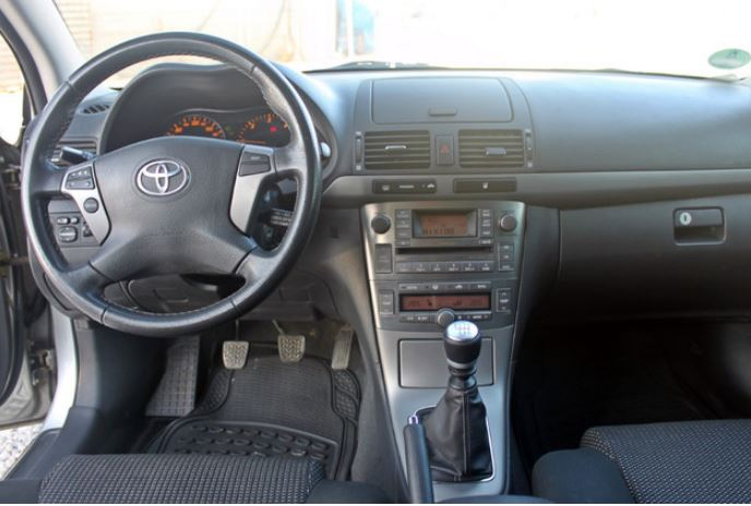 2006 toyota avensis photos, 1. 8, gasoline, ff, manual for sale.