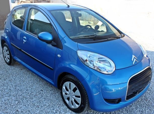2011 Citroen C1 1.0 Seduction petrol manual 5 door hatchback car for sale in Spain Costa del Sol Marbella Mijas Costa Malaga