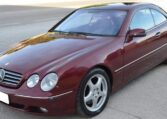 2000 Mercedes Benz CL600 automatic 2 door coupe luxury car for sale in Spain Costa del Sol Marbella Mijas Costa Malaga