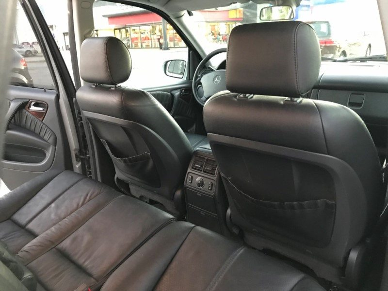 2002 Mercedes Benz Ml270 Cdi Automatic 4x4 Cars For Sale In Spain