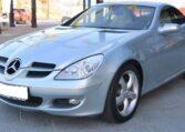 2004 Mercedes Benz SLK200 1.8 Kompressor manual hardtop convertiblecar for sale in Spain Costa del Sol Marbella Mijas Costa Malaga