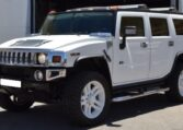 2005 Hummer H2 6.0 V8 automatic SUV for sale in Spain Costa del Sol Marbella Mijas Costa Malaga