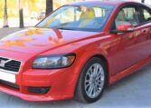 2006 Volvo C30 2.5 T5 3 door hatchback car for sale in Spain Costa del Sol Marbella Mijas Costa Malaga