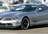 2007 Mercedes Benz SLR 722 coupe sports car for sale in Spain Costa del Sol Marbella Mijas Costa Malaga