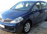 2008 Nissan Tiida 1.8 Acenta petrol manual 5 door hatchback car for sale in Spain Costa del Sol Marbella Mijas Costa Malaga