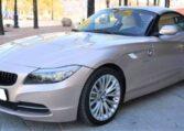 2009 BMW Z4 cabriolet sDrive30i automatic convertible sports car for sale in Spain Costa del Sol Marbella Mijas Costa Malaga