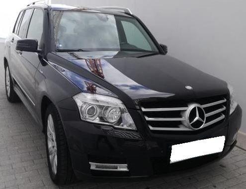 2012 Mercedes Benz GLK220 CDi Blue Efficiency 7G-Tronic Plus automatic 4x4 for sale in Spain Costa del Sol Marbella Mijas Costa Malaga