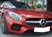 2015 Mercedes Benz AMG GT S coupe sports car for sale in Spain Costa del Sol Marbella Mijas Costa Malaga
