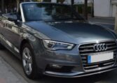 2016 Audi A3 Cabriolet S Line 1.8 TFSi Ambition Quattro S-Tronic automatic convertible car for sale in Spain Costa del Sol Marbella Mijas Costa Malaga