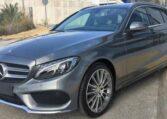 2016 Mercedes Benz C220 Sportive AMG automatic 5 door estate car for sale in Spain Costa del Sol Marbella Mijas Costa Malaga