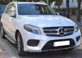 2016 Mercedes Benz GLE500 Designo 4matic automatic 4x4 for sale in Spain Costa del Sol Marbella Mijas Costa Malaga