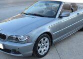 2004 BMW 325 Ci cabriolet automatic 4 seater convertible car for sale in Spain Costa del Sol Marbella Mijas Costa Malaga