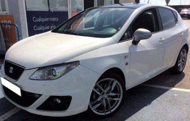 2010 Seat Ibiza FR 1.4 TSi DSG automatic 5 door hatchback car for sale in Spain Costa del Sol Marbella Mijas Costa Malaga