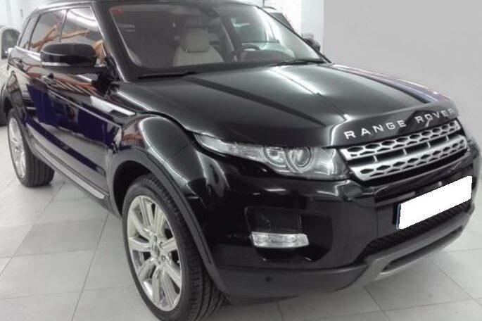 2012 Land rover Range Rover Evoque 2.0 Si4 Dynamic automatic 4x4 for sale in Spain Costa del Sol Marbella Mijas Costa Malaga