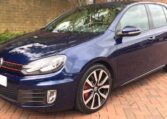 2012 Volkswagen Golf 2.0 GTi manual 5 door hatchback car for sale in Spain Costa del Sol Marbella Mijas Costa Malaga