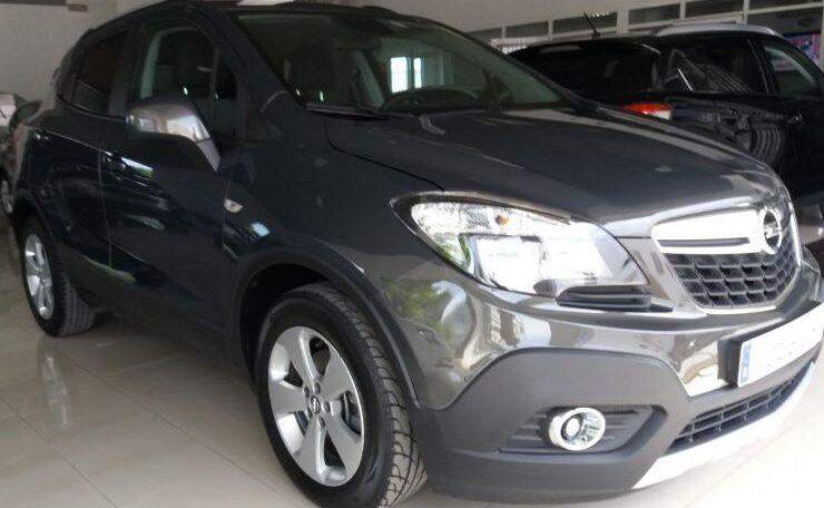 2015 Opel Mokka 1.7 CDTi Selective diesel manual 4x2 suv crossover for sale in Spain Costa del Sol Marbella Mijas Costa Malaga