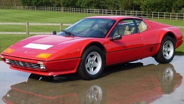 1982 Ferrari 512 BBI coupe classic sports car for sale in Spain Costa del Sol Marbella Mijas Costa Malaga