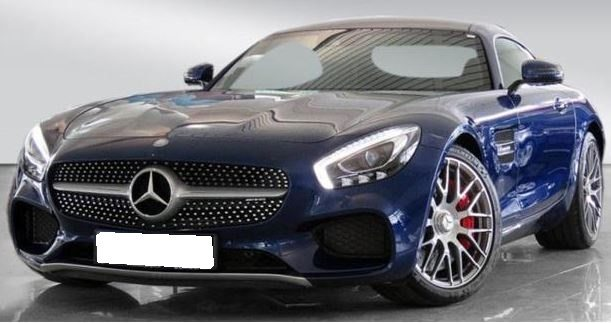 2014 Mercedes Benz AMG GT coupe sports car for sale in Spain Costa del Sol Marbella Mijas Costa Malaga