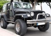 1997 Jeep Wrangler 4.0 Sport petrol manual convertible 4x4 SUV for sale in Spain Costa del Sol Marbella Mijas Costa Malaga
