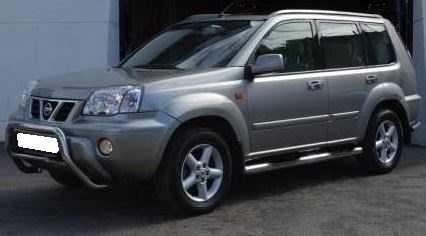 2002 Nissan X-Trail Luxury 2.0 petrol automatic 4x4 suv for sale in Spain Costa del Sol Marbella Mijas Costa Malaga
