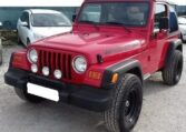 2003 Jeep Wrangler 2.5 Sport soft top convertible 4x4 for sale in Spain Costa del Sol Marbella Mijas Costa Malaga