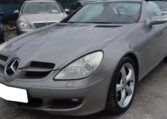 2006 Mercedes SLK200 Kompressor 1.8 petrol manual convertible car for sale in Spain Costa del Sol Marbella Mijas Costa Malaga