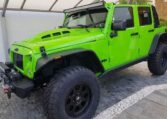 2015 Jeep Wrangler Punisher 2.8 dieel automatic 4x4 for sale in Spain Costa del Sol Marbella Mijas Costa Malaga