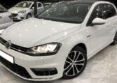 2015 Volkswagen Golf 1.6 TDi R Line manual 5 door hatchback car for sale in Spain Costa del Sol Marbella Mijas Costa Malaga