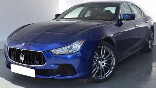 Maserati Ghibli S Q Automatic Luxury Door Saloon Sports - 2016 sports cars for sale