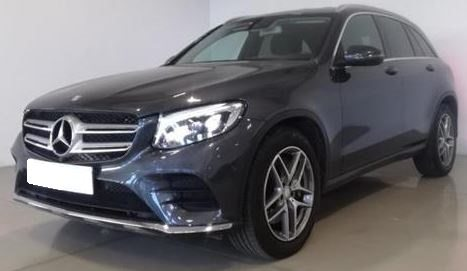 2016 Mercedes GLC220d 4matic diesel automatic 4x4 for sale in Spain Costa del Sol Marbella Mijas Costa Malaga