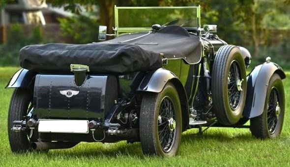 1931 Bentley 8 Litre Tourer Classic Cars For Sale In Spain