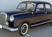 1962 Mercedes 180D Ponton diesel manual 4 door classic car for sale in Spain Costa del Sol Marbella Mijas Costa Malaga