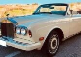 1985 Rolls Royce Corniche II automatic luxury convertible classic car for sale in Spain Costa del Sol Marbella Mijas Costa Malaga